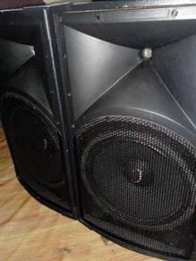 Speaker dynamax 15inci