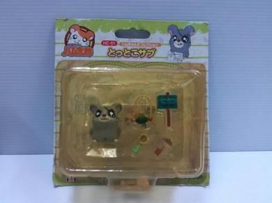 2002 Hamtaro Little Figures Set A