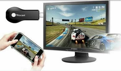 Android n ios phone siaran langsung ke tv wireless