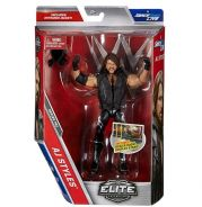 AJ Styles Elite Mattel #51 Action Figure