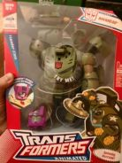 Transformers Animated Bulkhead