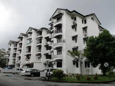 Apartment taman desa relau-bayan lepas,penang(dc10043411)