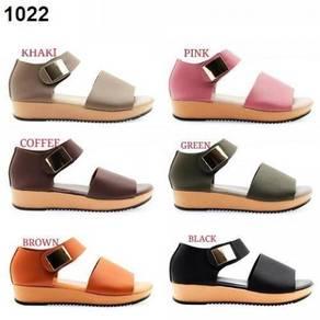 Women Fashion Peep Toe Flat Sandals