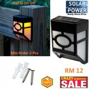 Solar Euro Lamp Garden Light Solar Outdoor Light