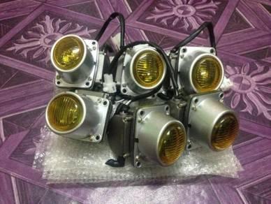 Foglamp Replace Honda Civic Eg9 Eg6 SR4 SR3 Sv4