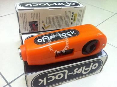 Throttle Grip lock from CAPLOCK