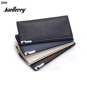 Men Long Slim Wallet / Dompet Panjang 2000