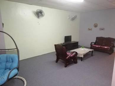 Dataran segar shop room with full furnished