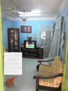 Flat Cempaka 100% RENOVATE GROUND FLOOR