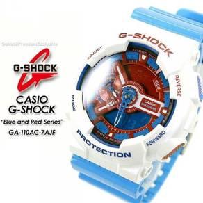 [Gunuine] Exclusive G-Shock GA-110AC-7ADR Gshock