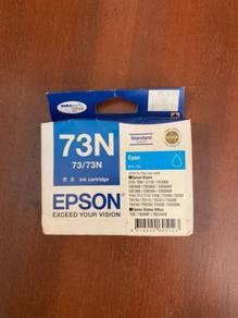 Epson Cyan 73N Ink Cartridge
