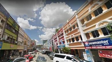 3 Storey Shop Office Taman Sri Rampai wangsa maju Kuala Lumpur