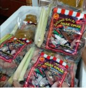 Daging Salai Asli