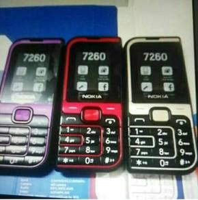 Nokia 7260 (Nokia Daun)