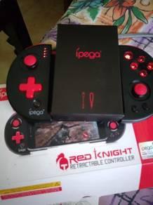 Wireless Controller Ipega9087 (Red Knight)