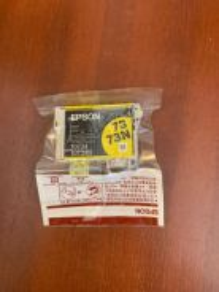 Epson Yellow 73N Ink Cartridge