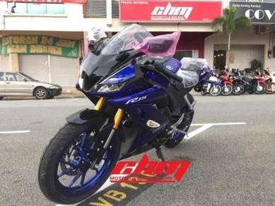 Ready Stock Model Yamaha R15 Year 2019