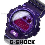 [Gunuine] Exclusive GShock DW-6900CC-6 Purple