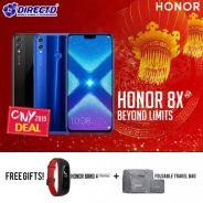 HONOR 8X (4GB RAM | 128GB ROM)ORIGINAL-MYset