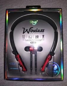 Earphone sibul wireless