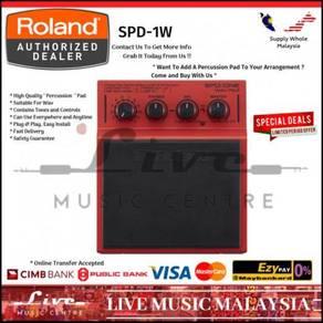Roland SPD-1W SPD-One Drum Pad-Sampler (SPD1W)