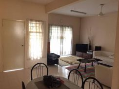 Taman Serting Utama END LOT Single Storey FULLY FURNISHED, FREEHOLD