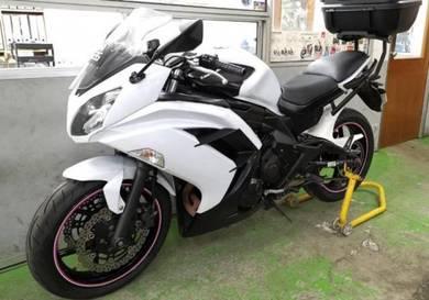2012 Kawasaki ER6-F