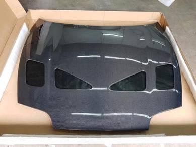 Toyota Supra JZA80 TRD Carbon fiber bonnet hood