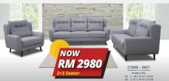 3+2+1 seater sofa set (M-S-037)22/4