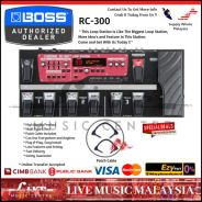 Boss RC-300 Loop Station Effect Pedal (RC300)