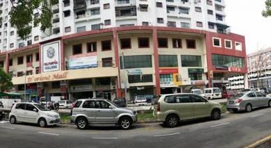 Ground floor shop _ Macallum Street _Face Main Road