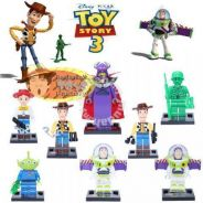 Combination TOYS Story 8 in 1