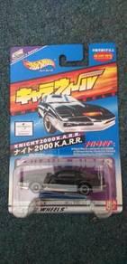 Hotwheels Chara KARR Limited Edition Japan