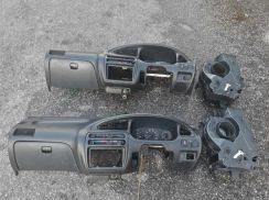 Dashboard Mira L5 Hitam Meter RPM for Kancil