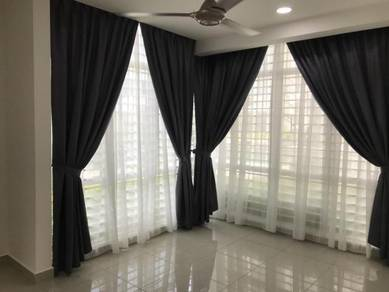[3 Elements] 3rooms Equine condo near pool n gym 1018sf partly