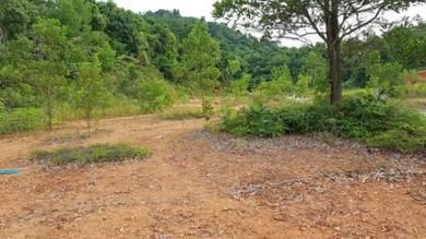 Land for sale sentul tepi jalan