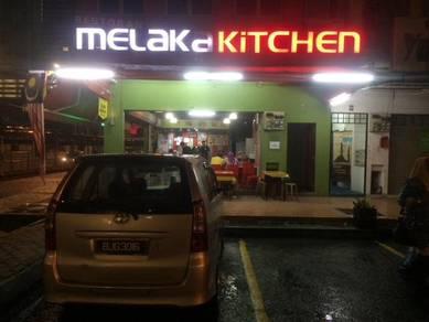 Restaurant at Bandar Baru Bangi