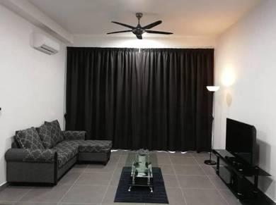 Sentrio Suites Condo Desa Pandan F/Furnished 2R2B Ampang