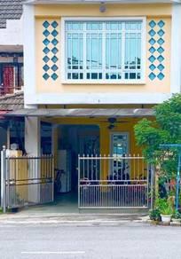 RENOVATED CANTIK Double Storey Taman Kosas Ampang