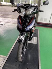 Honda dash ii 110 auto clutch tip top condition