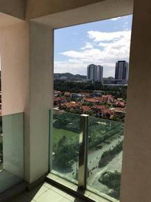 THE ZEST/ Kinrara 9 Service Aparment 1191sf For Rent
