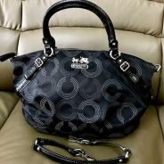 Negotiable COACH Madison 2 Way Shoulder bag