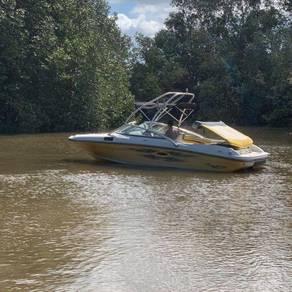 Boat for sale mercruiser enjin