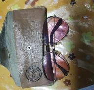 Rayban - Leather & Pink Rose