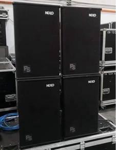 Nexo PS15 speaker (original)