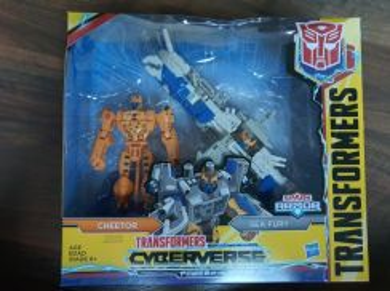 Transformers Cyberverse Cheetor