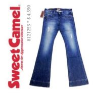 [Size 27~30] Sweet Camel Superfine Jeans (8121255)