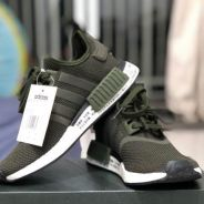 NMD R1 Army Green Japan Spec