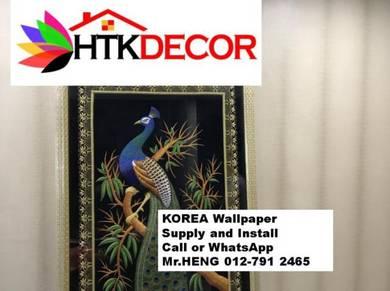 Modern wallpaper designs with installation 27TH