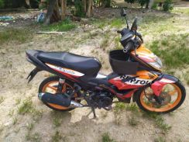 Honda Dash 110